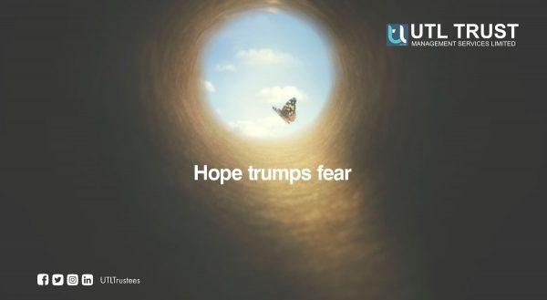 Hope Trumps Fear