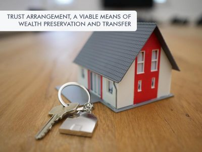 Transferring Wealth