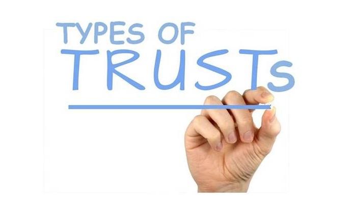 Type of Trusts